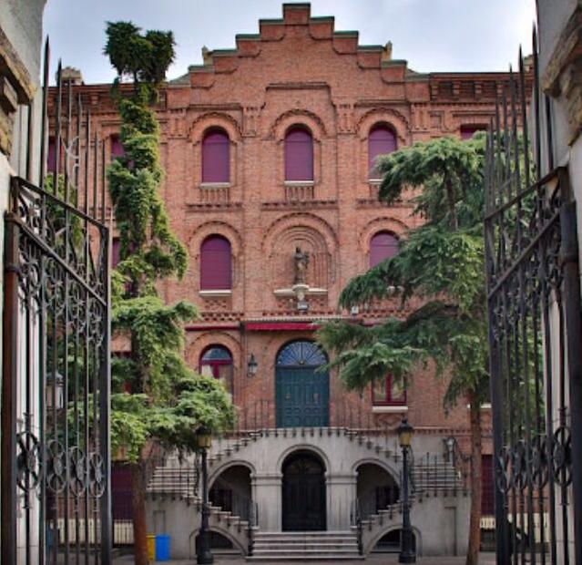 Colegio nuestra se ora de loreto madrid fundaci n - Colegio administradores barcelona ...