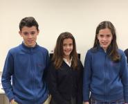 Olimpiadas matemáticas Colegio Loreto